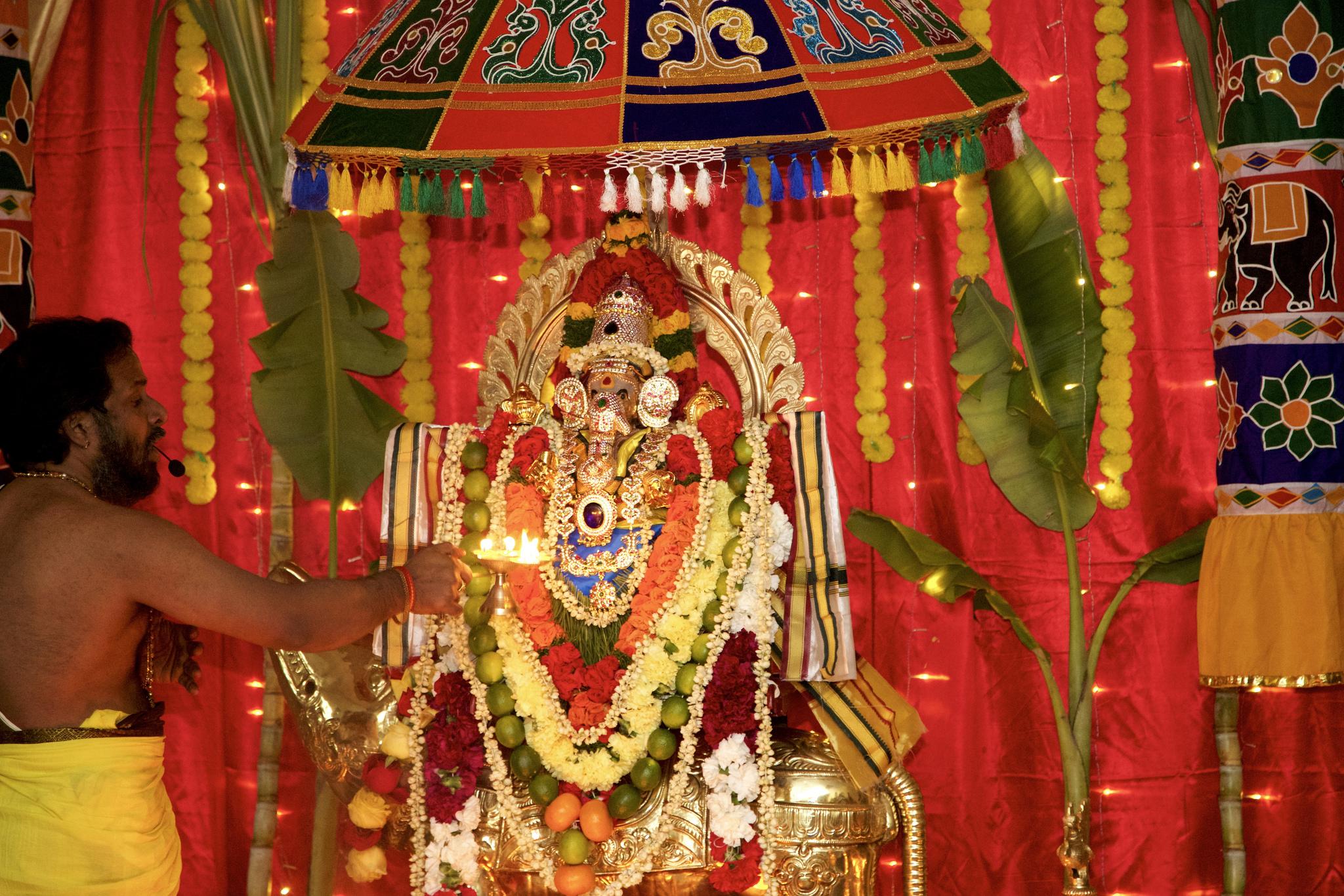 Prana Prathishtha
